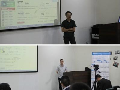 【毕友沙龙】第4期_科技创业债券融资沙龙 项目秀视频