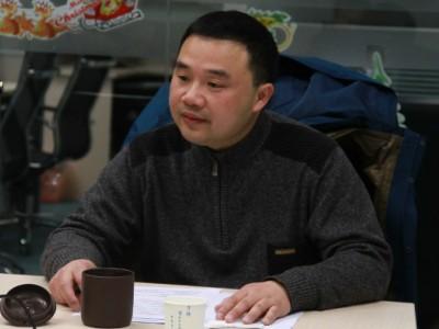 访四川大学2005级MBA、置富投资(成都)公司总经理李君辉
