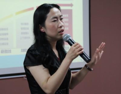 【毕友故事会】第5期_西南财大99级MBA、成都双新孵化器管理公司总经理 李惠琴谈融资