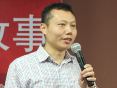 访西南财大2003级MBA,九鼎投资公司副总裁何刚先生