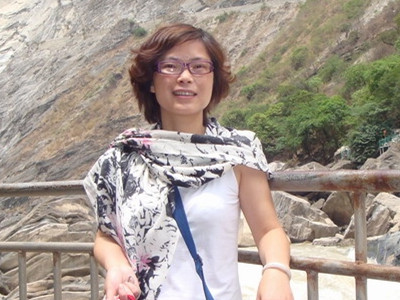 访成都市花仙子园艺有限公司总经理蒋莉女士