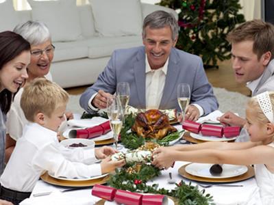 餐桌:家庭教育的最佳舞台