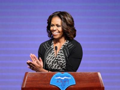 米歇尔·奥巴马在成都七中的讲话