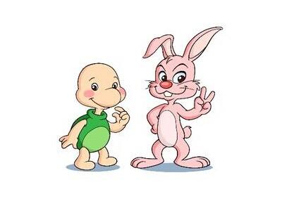 如果兔子拼命奔跑,乌龟怎么办?