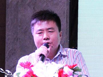 郑海峰致辞:汇聚力量,帮助有社会责任感的创业家