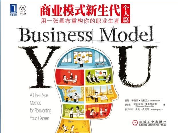 个人商业模式,用一张画布重构你的职业生涯