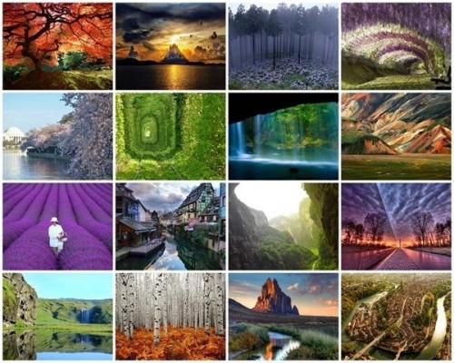 一生必去的17个地方 感受不同的人间仙境