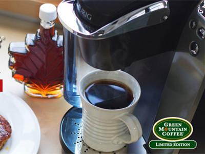 美国咖啡新模式:卖杯子的绿山咖啡