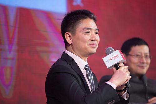 刘强东:我管75000人靠这4张表格