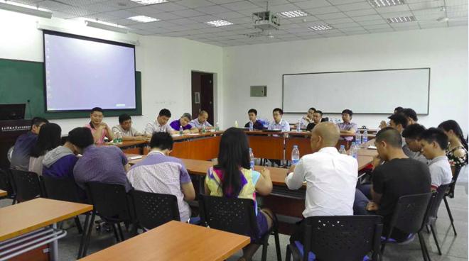 第二届创星计划学生创业代表座谈会圆满召开