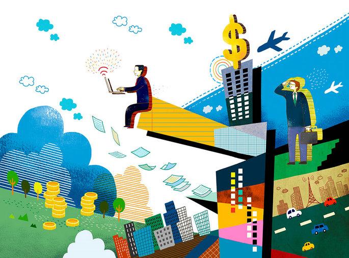 金融探索之社区金融:社区金融概述及前景