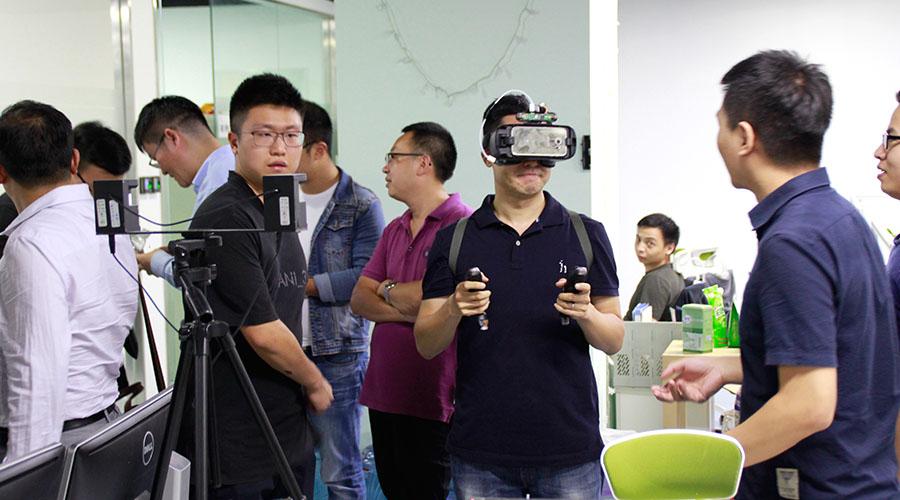 图说:走进理想境界,探秘VR/AR黑科技创新应用模式