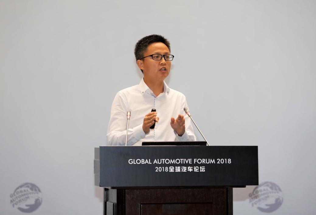 小鹏汽车总裁夏珩:AI 是新能源汽车发展的新高地
