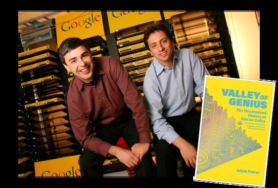 谷歌创始人口述历史:创建谷歌是意外 曾被赶出宿舍