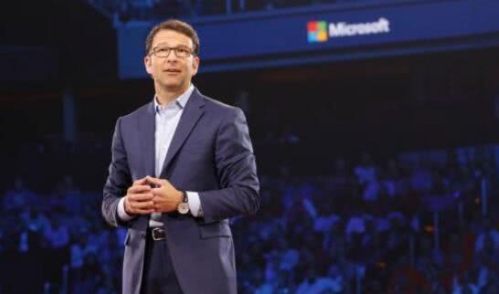 重大重组数月后,微软已经看到了初步成效