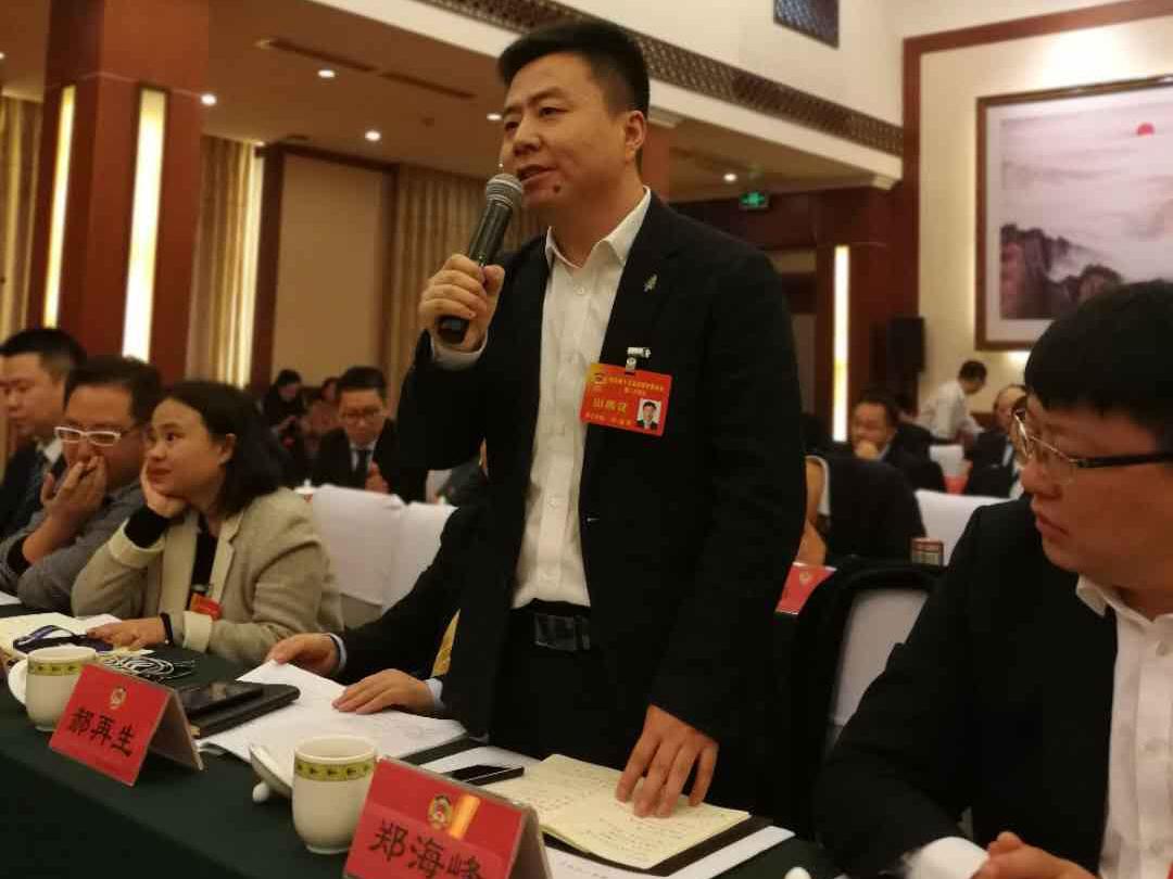成都市政协举行政府工作报告协商建言座谈会,科技界别郑海峰委员关注成都5G产业布局