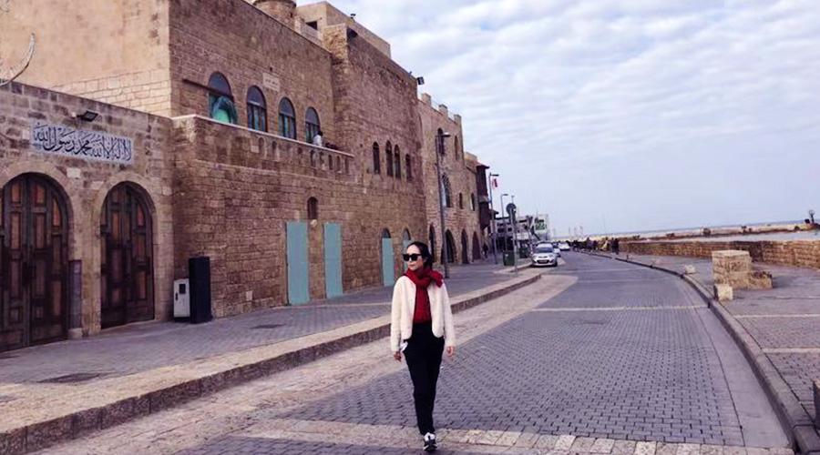 百鲲·以色列Day1 | 和我在雅法古城的街头走一走