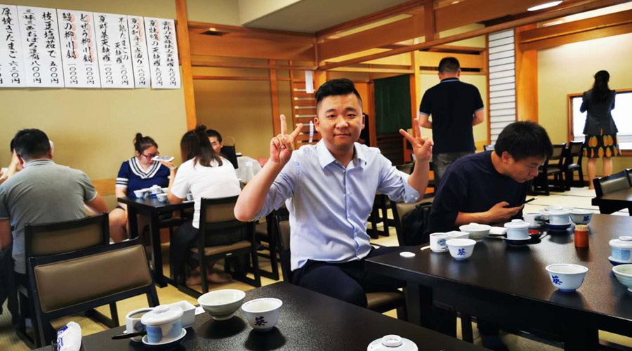 《临江仙·东瀛汇蓉城友》| 百鲲日本行Day3