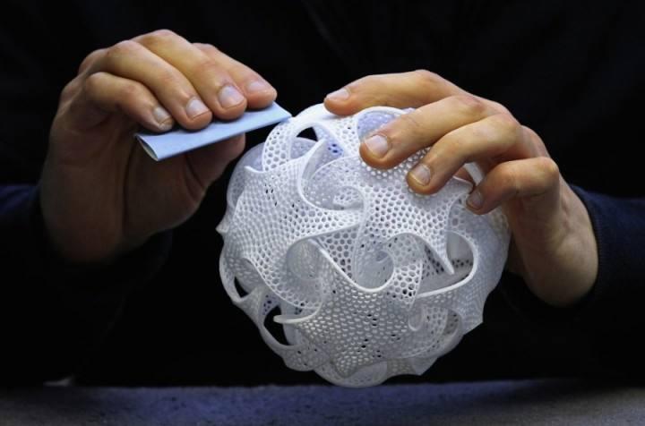 3D打印企业三帝科技完成数千万元人民币B轮融资,中金资本领投