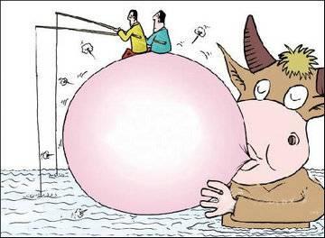 孟梅:互联网金融的泡沫渐行渐近