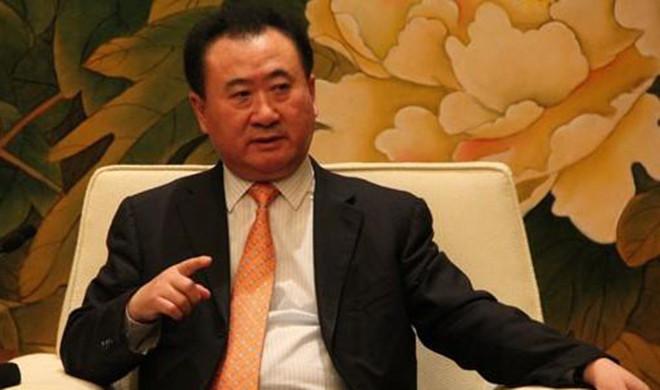 万达董事长王健林谈企业竞争力