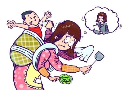 职场妈妈工作与生活不纠结的三项艺术