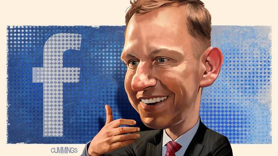 Peter Thiel:追求垄断的创业者才能成功