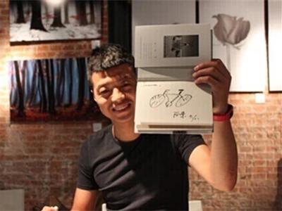 张向东:从创业上市到自行车二次创业,一切源于热爱