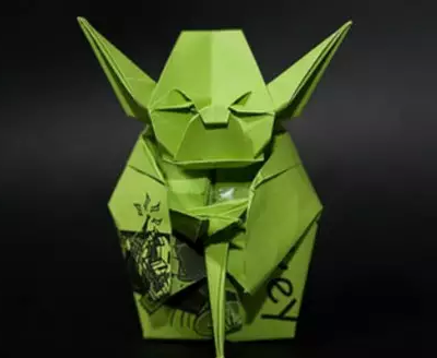 折纸折出来的创业之道