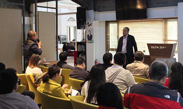 唯有客户才能定义核心价值:MBA+课堂(第13期)活动圆满举行