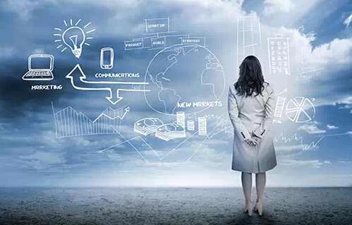 """冯仑:创业,需要女性的""""终身大事""""思维"""